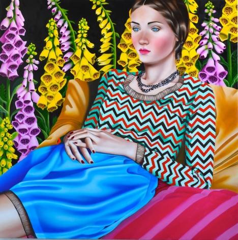 Jocelyn Hobbie Foxglove, 2014