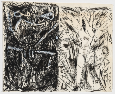 Gary Panter Inversion, 1984