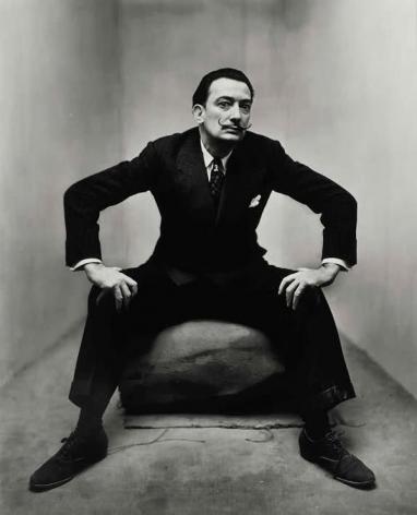 Irving Penn, Salvador Dalí, 1947