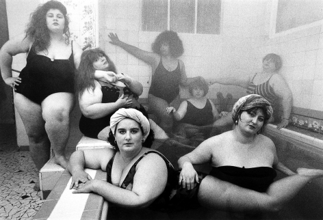 William Klein, Club Allegro Fortissimo, Paris, 1990