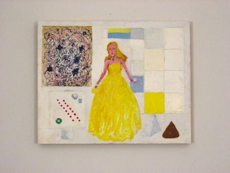 Thomas Trosch, Portrait of Andrea, 2003