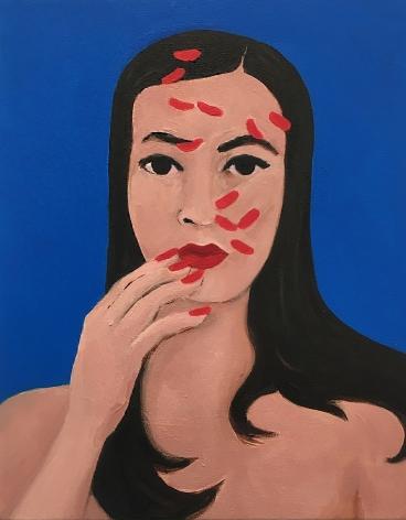 BeckyKolsrud Untitled (Nails), 2019