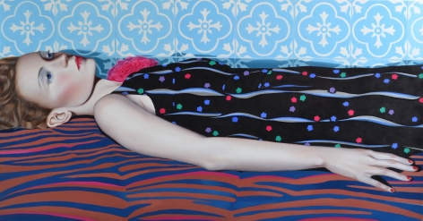 Jocelyn Hobbie, Stream, 2015