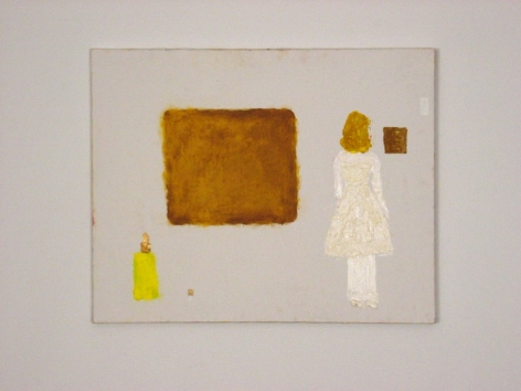 Thomas Trosch, Lady in White, 2003