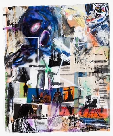 Douglas Kolk, Can't Let Go, 2007