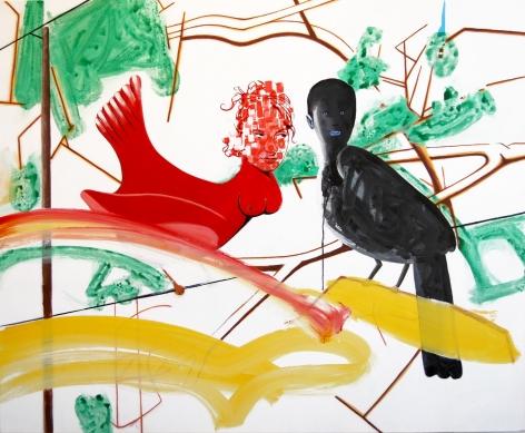 David Humphrey, The Birds, 2013