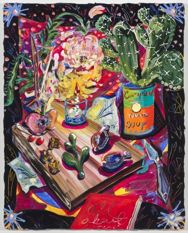 Kate Pincus-Whitney, Feast in the Neon Jungle: All About Love/This Must Be the Place, 2020