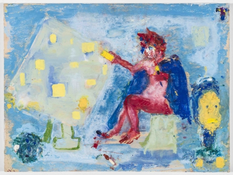 THOMAS TROSCH, The Native American Artist, 2015