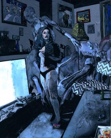 ZAK SMITH, In the Horror Light, 2017