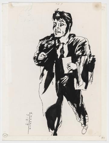 GaryPanter Elvis Zombie, 1979