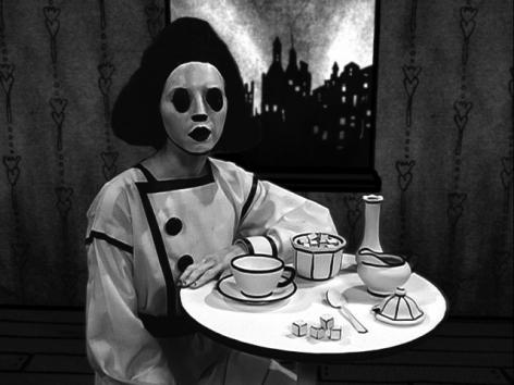 MARY REID KELLEY, Film still from Sadie, the Saddest Sadist,2009