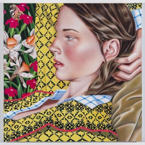 JocelynHobbie Hansa Yellow, 2020