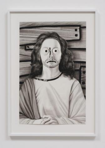 Mary Reid Kelley, Jesus, 2013