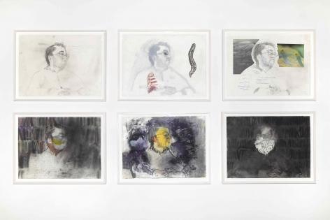 SAM MESSER AND JONATHAN SAFRAN FOER, Variations on Sleep, 2009