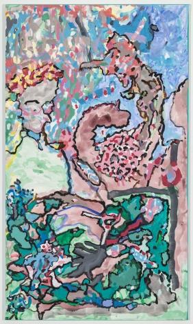 ROSS SIMONINI, Podiatric Landscape No. 3 (The Meadow),2015