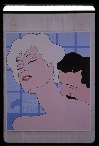 John Wesley, Kissing Blonde, 1999