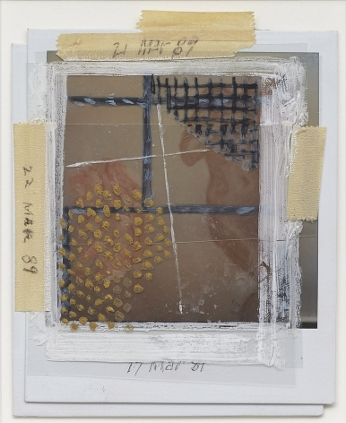 ROBERT OVERBY, No Title (ref #35),17, 21, 22 March 1989, 8 Feb 88