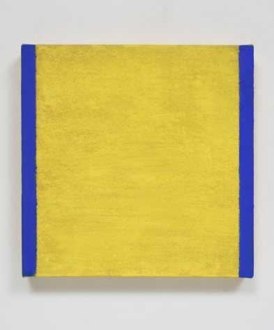 ROBERT OVERBY, Yellow Blue,1978