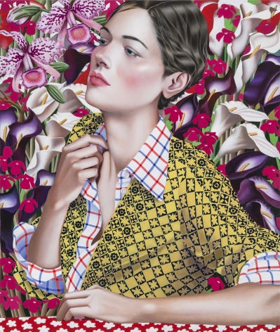 JocelynHobbie Orchid, Calla, Campion, 2021