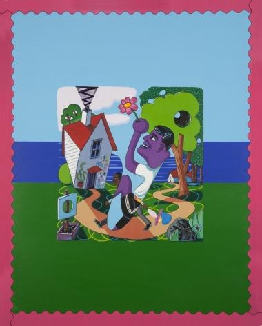 LAMAR PETERSON, Untitled,2010