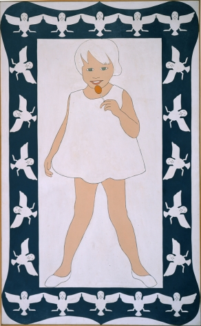 JOHN WESLEY, Bird Girl, 1963