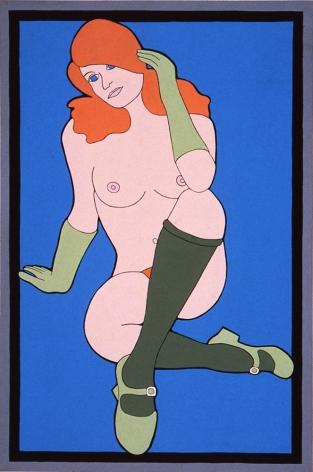 JOHN WESLEY, Rose of Tralee,1969