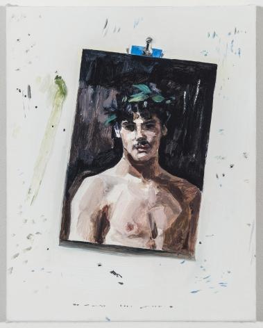 HankEhrenfried Faded LACMA Postcard, 2021