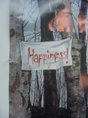 Lamar Peterson, Happiness, 2005