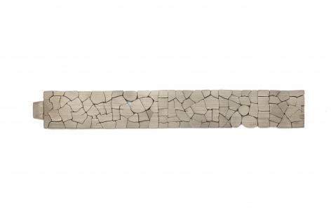 John Iversen Crackle bracelet, white gold