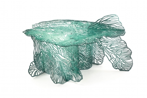 Hanna Hedman, Sweden, Design, Nature, Furniture, Steel, Design Miami