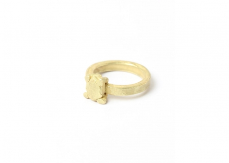 Karl Fritsch, Rings, German Design, New Zealand, gold