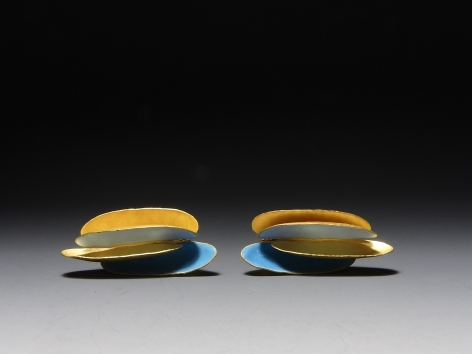 Jacqueline Ryan, Gold, Jewelry, Italian Design,