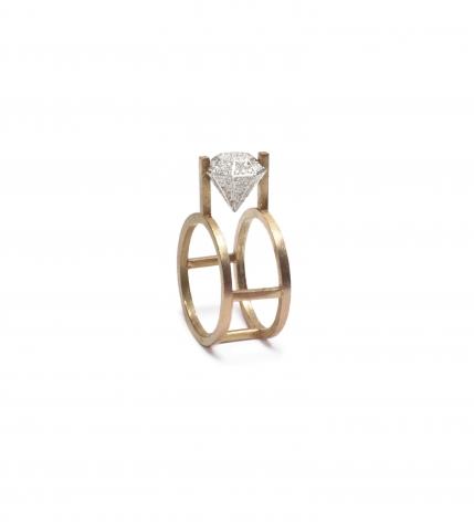 Philip Sajet diamond Ring