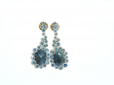 Todd Pownell jewelry, diamond