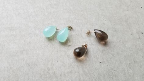 Barbara Seidenath earrings