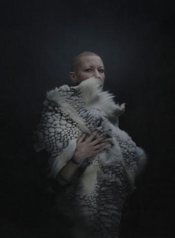Hanna Hedman, Necklace, North, fur, object, rug