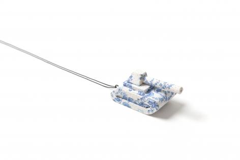 Alexander Blank Blue Tank