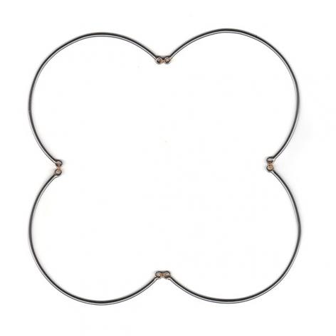 Rebekah Frank steel jewelry