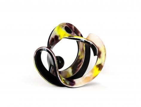 Petra Zimmerann, bracelet Zimmerann, bracelet, acrylic