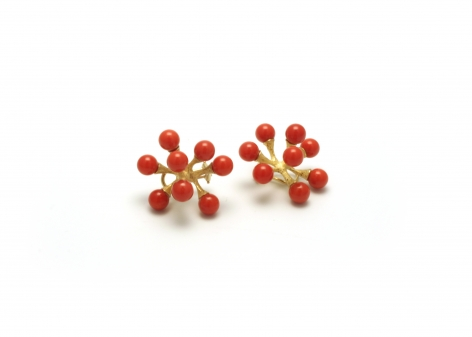 John Iversen Jacks earrings