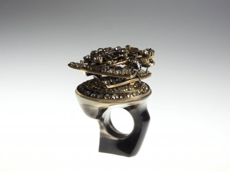 Petra Zimmermann, ring