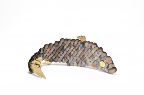 David Bielander Fish Bracelet