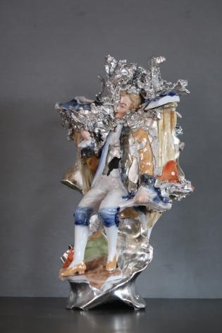 David Clarke, UK, silversmith