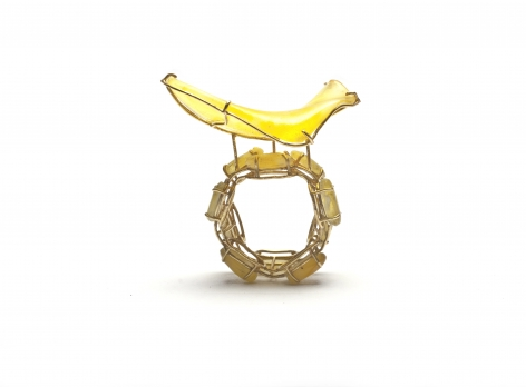 Philip Sajet, Dutch, Ring, Contemporary Jewelry, Schmuck