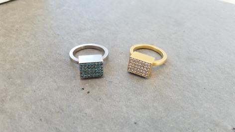 Elisabeth Heine rings