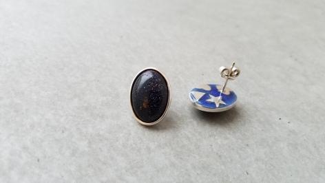 Aaron Decker earrings