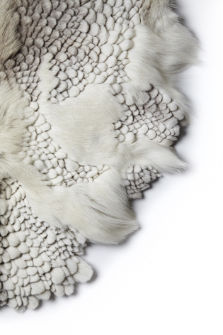 Hanna Hedman, Necklace, North, fur, object, rug
