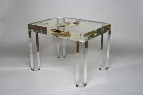 Ted Noten, conversation table