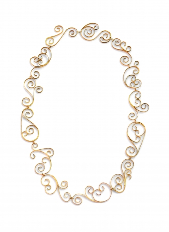 Philip Sajet, Dutch contemporary jewelry, silver, gold, necklace, rings