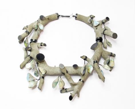 Terhi Tolvanen, reinventing nature, contemporary jewelry, Finnish, Dutch